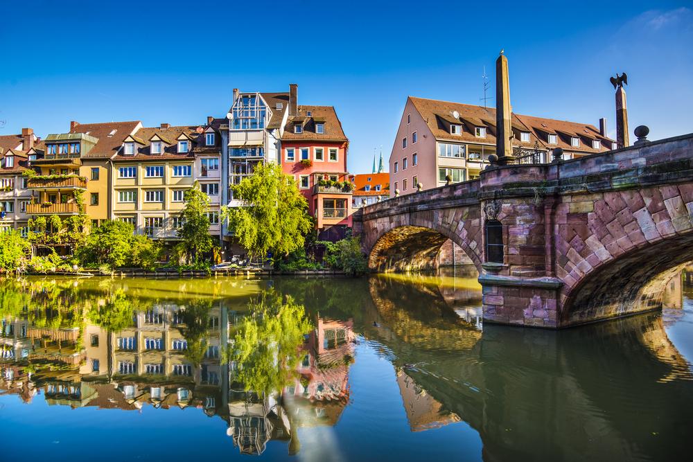 Nuremberg, the Bavarian Jewel