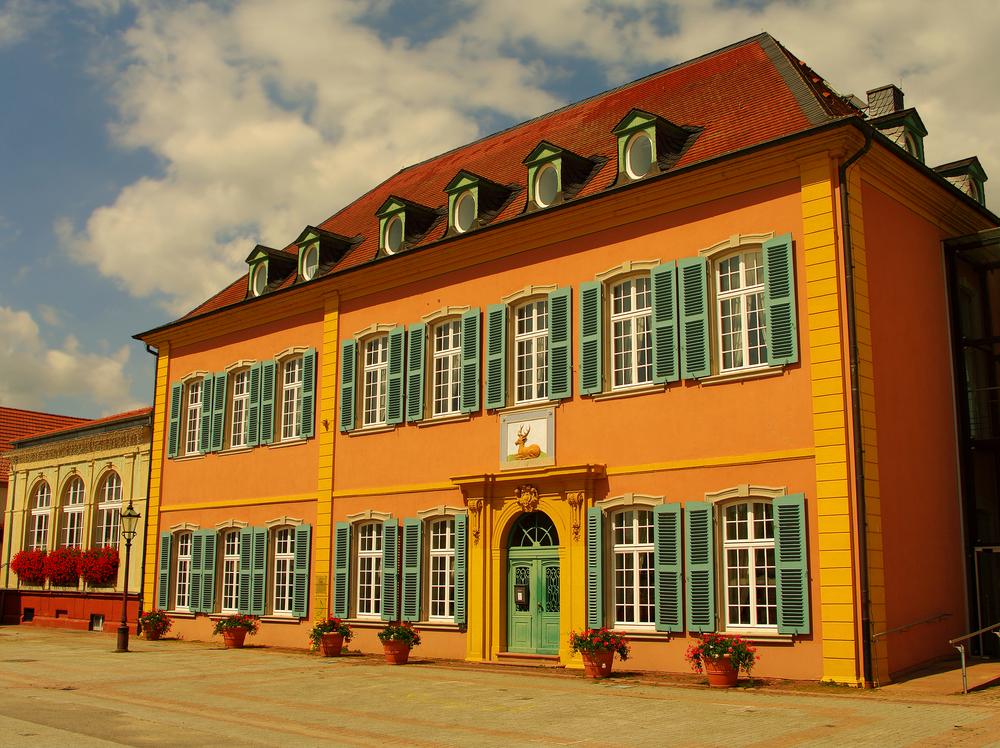 Spend a Day in Schwetzingen