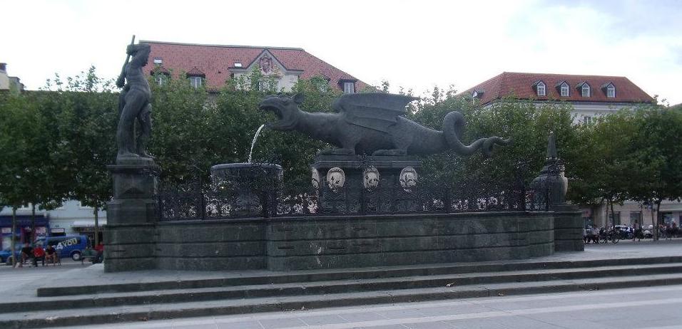 Klagenfurt Lindwurm