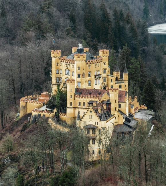 Hohenschwangau Castle Travel Events Amp Culture Tips For