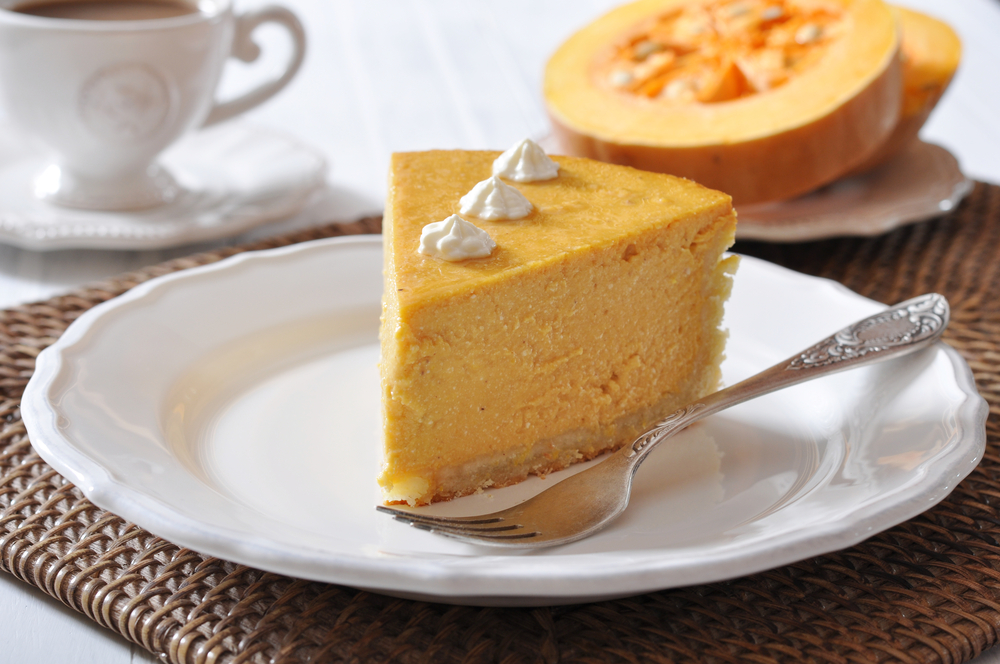 3-Step Pumpkin Cheesecake Recipe - Travel, Events ...