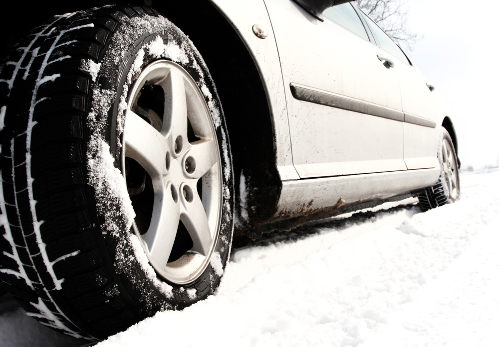 Winter Tires, snow, car