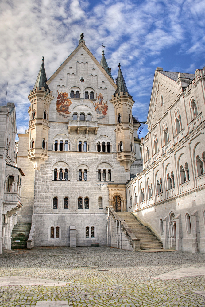 neuschwanstein castle pure magic travel events culture tips for americans stationed in germany. Black Bedroom Furniture Sets. Home Design Ideas