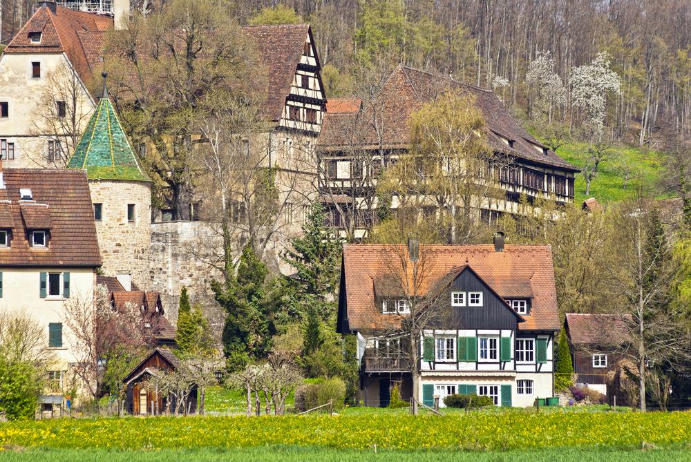 Tübingen Bebenhausen