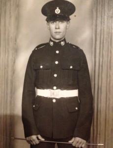 Marine Arthur George Coote