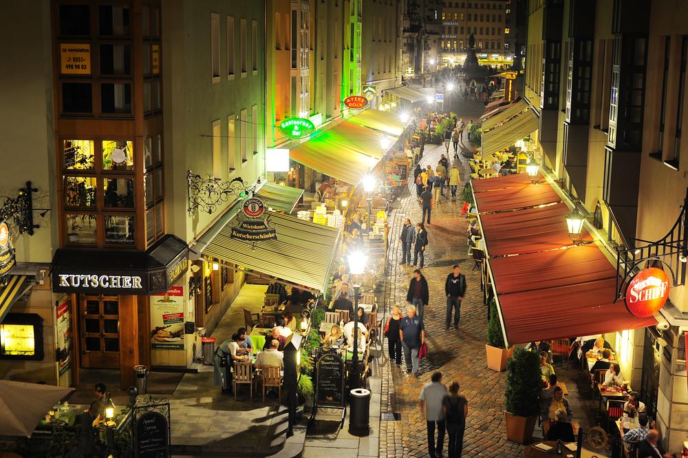 Dresden 1 market