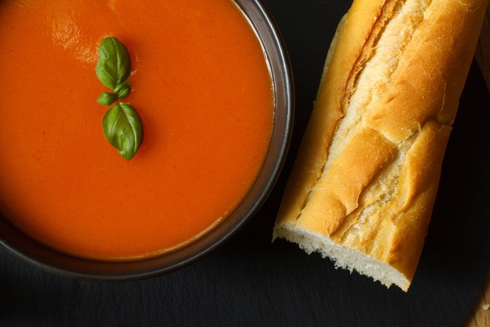 Iberian Tomato Soup Recipe