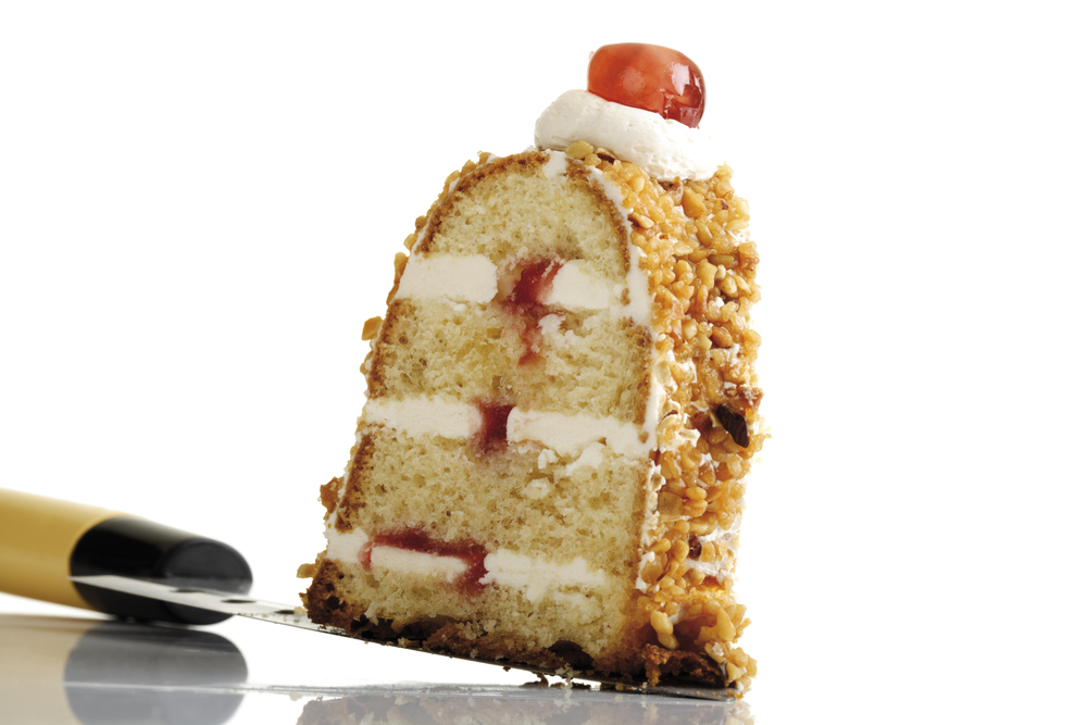 Cakes & Sweet Delights in Germany kuchen frankfurter kranz
