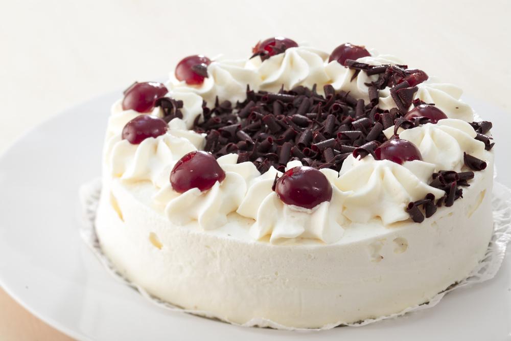 Black Forest Cake torte