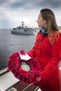 HMS Royal Oak Memorial Service