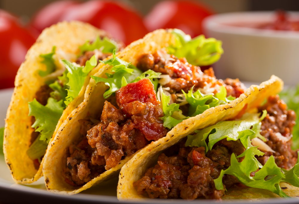 Mexican Food Guide tacos