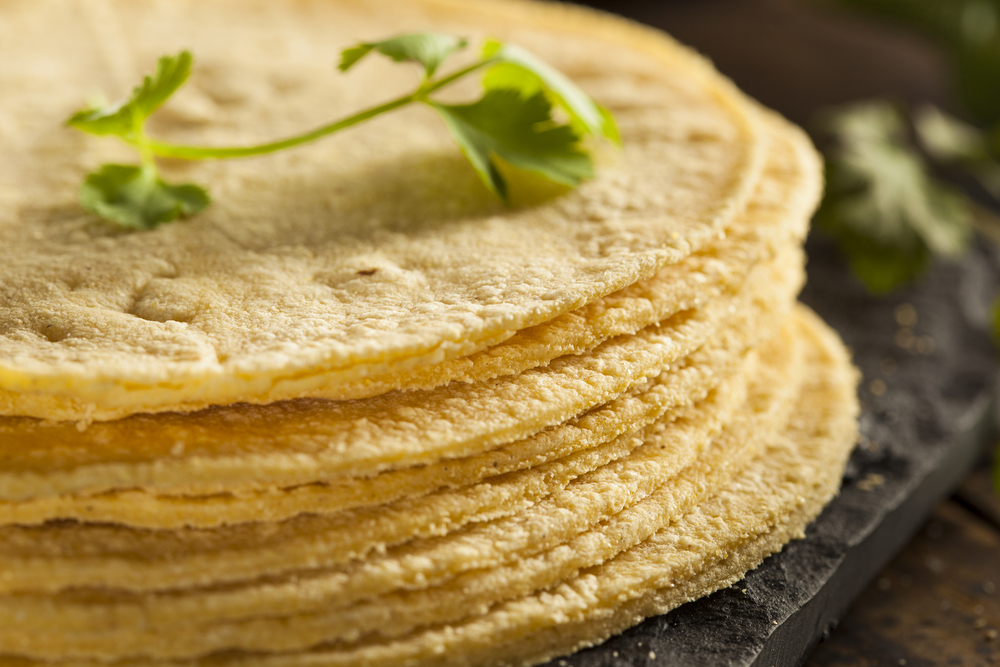 Mexican Food Guide tortilla