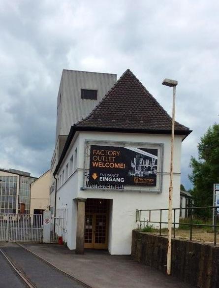 Fine Bavarian Crystal Factory Outlet