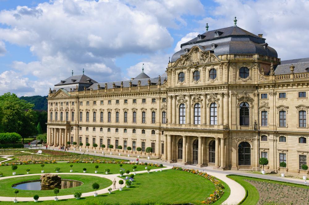 shutterstock_172943081 Würzburg castle