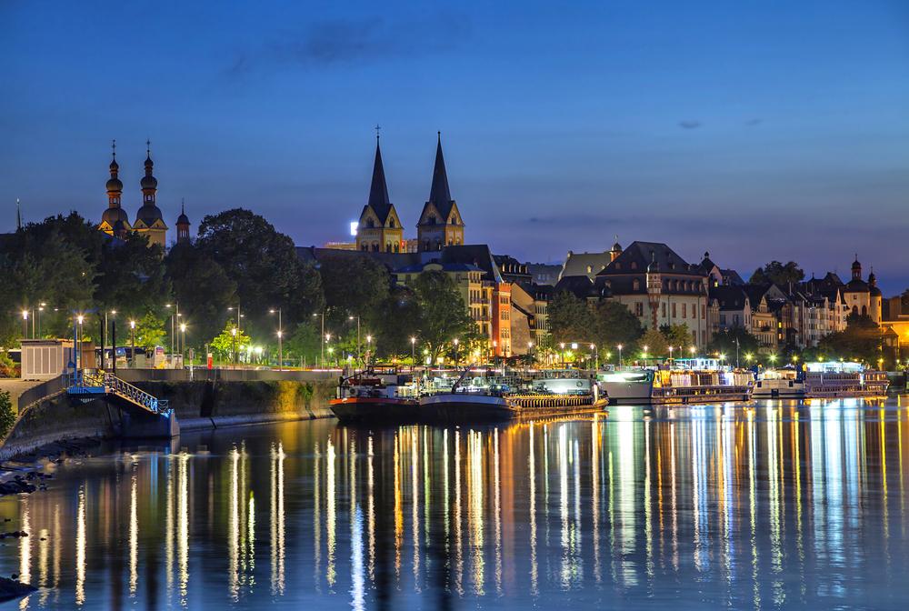 Koblenz: Buli és szórakozás | railcc