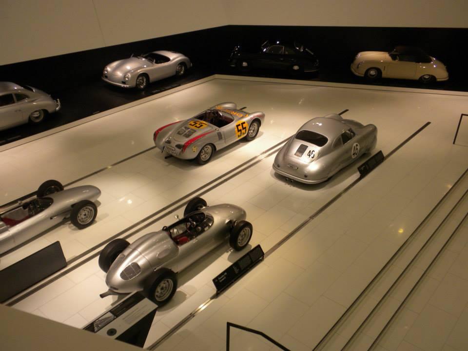 Porcsche gray cars 2