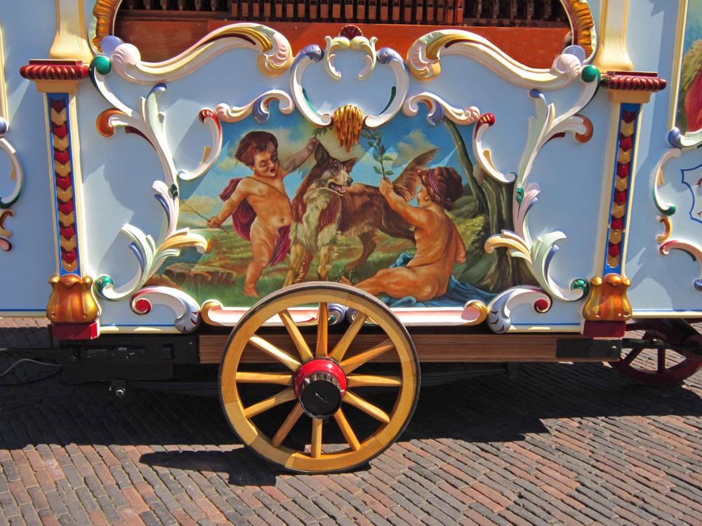 Triberg organ