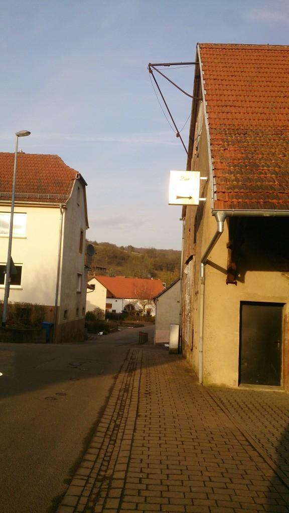 distillery street signage