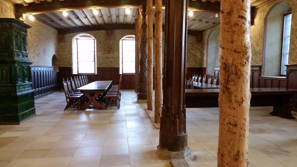 Bebenhausen Monastery Dining Hall