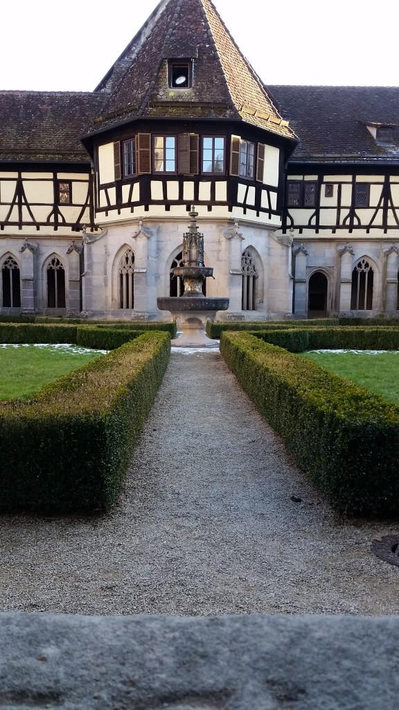 Bebenhausen Monastery Gardens