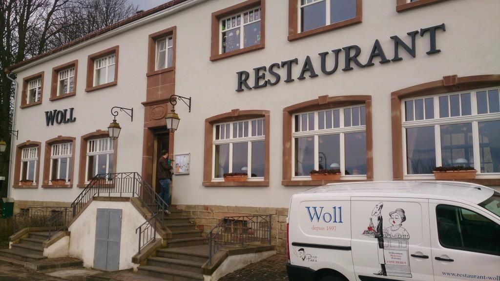 Spicheren Woll Restaurant
