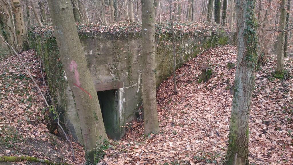 Spicheren bunker