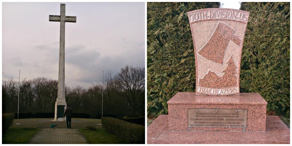 Spicheren memorials combined