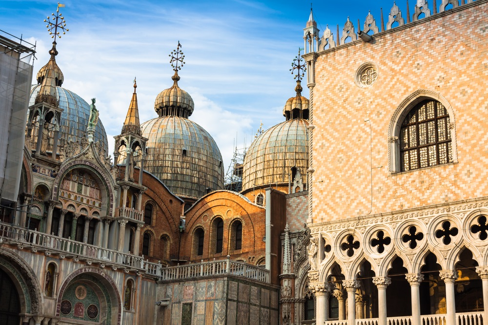 Venice building