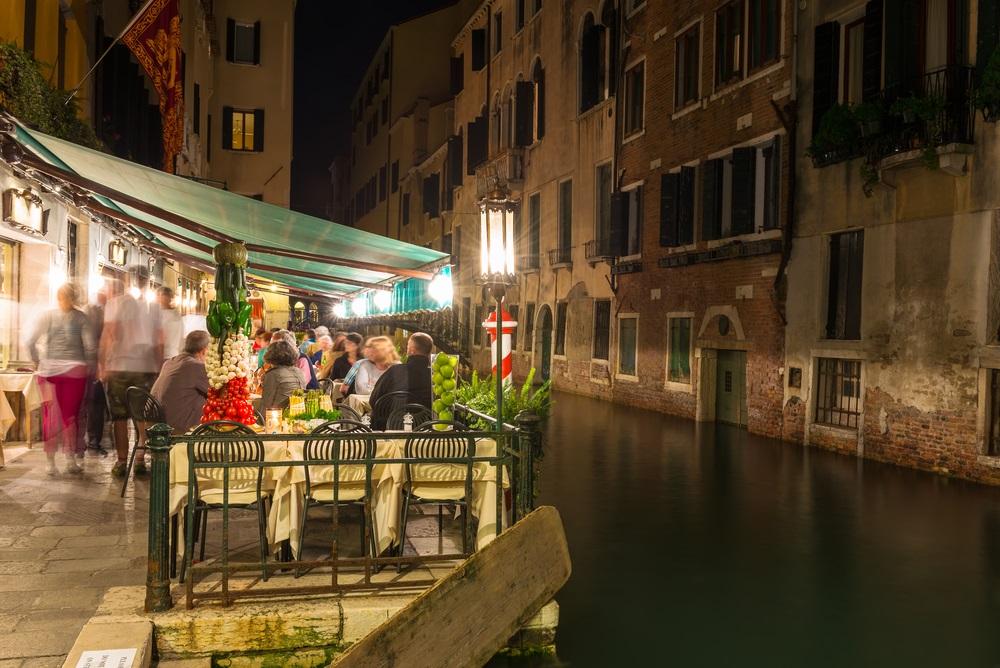 Venice dining