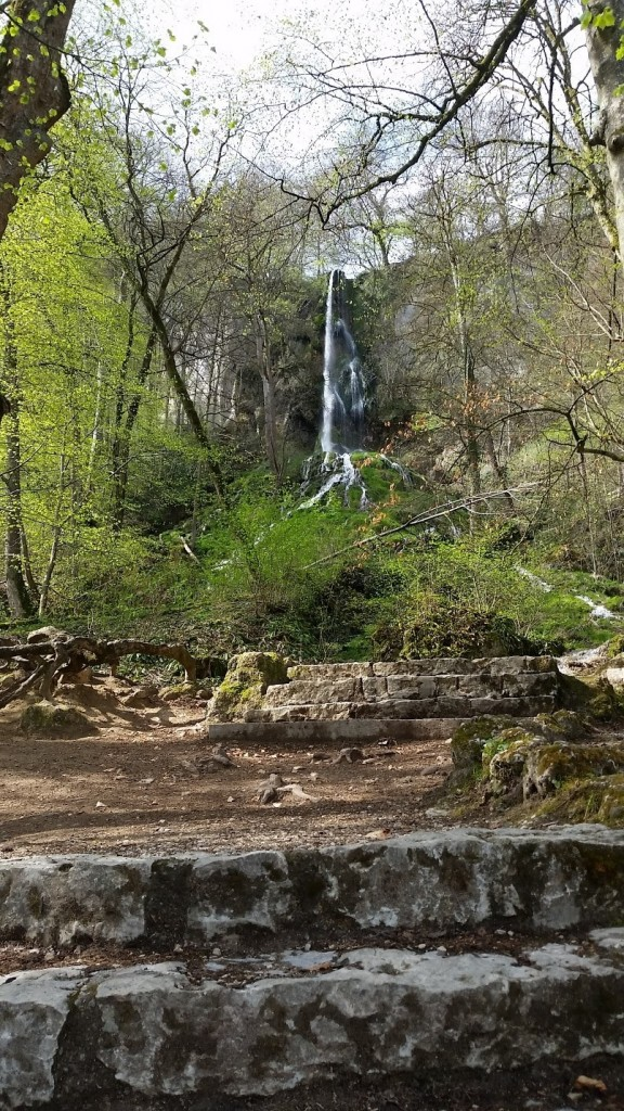 Bad Urach waterfall