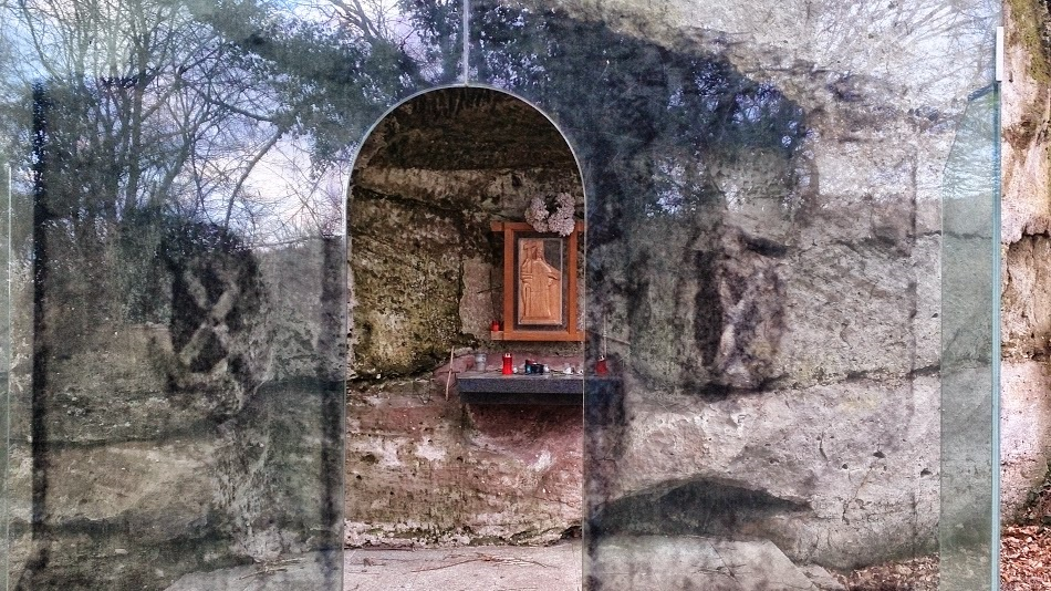Hiddeen Ritual Chapel st. Helene
