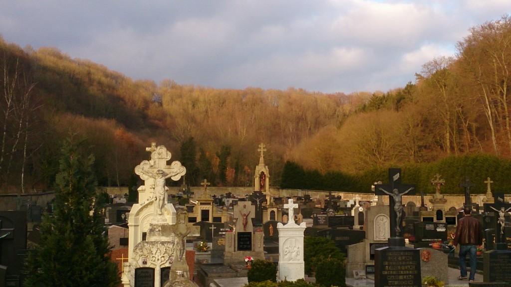 Hidden Ritual cemetery
