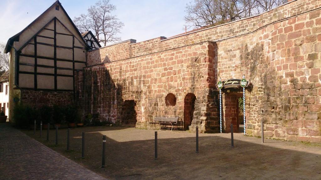 Ottweiler biergarten