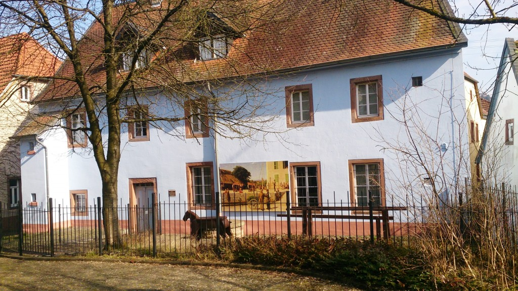 Ottweiler school house