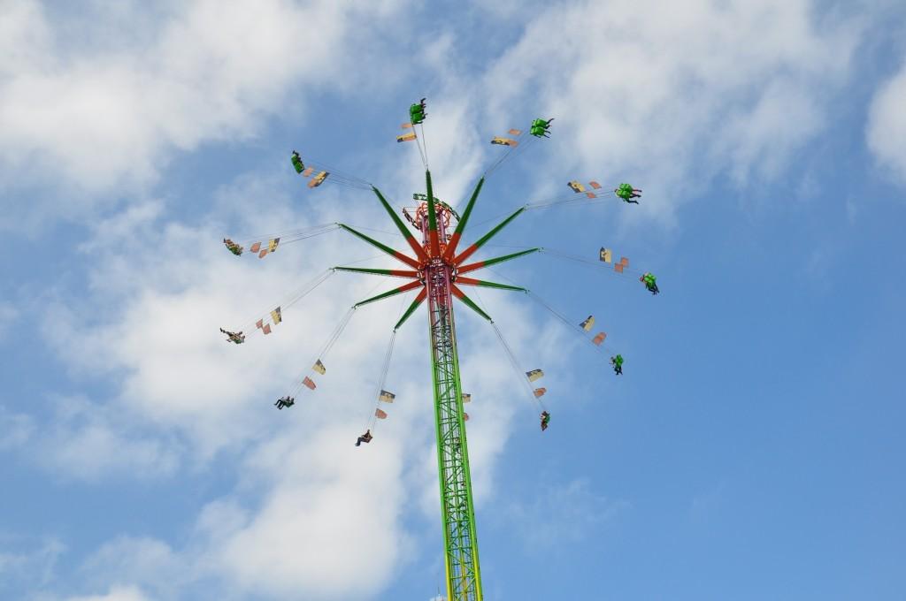 Stuttgart fest ride
