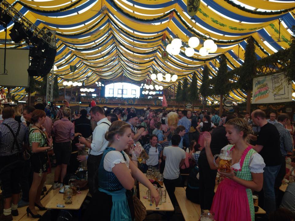 Stuttgart tent 2