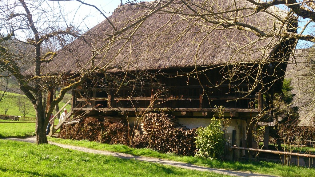 Vogtsbauhof farmhouse mill