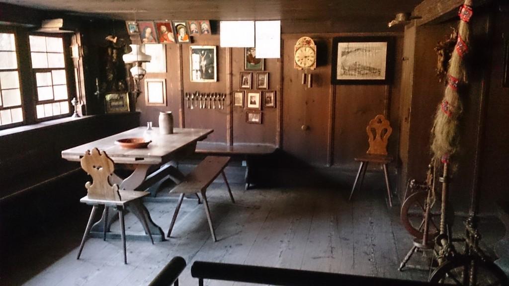 Vogtsbauhof interior farmhouse 2