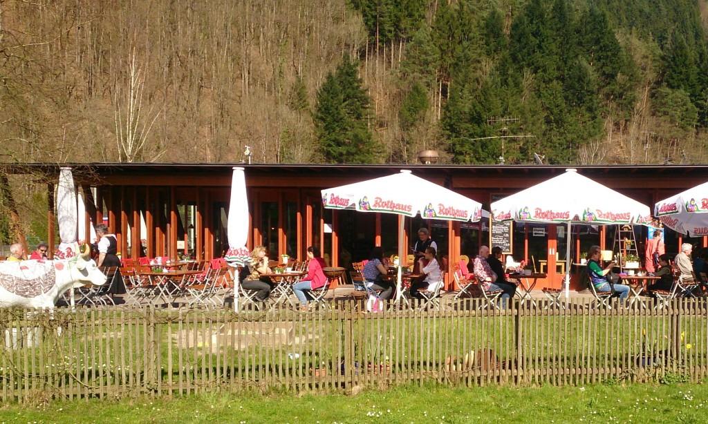 Vogtsbauhof restaurant
