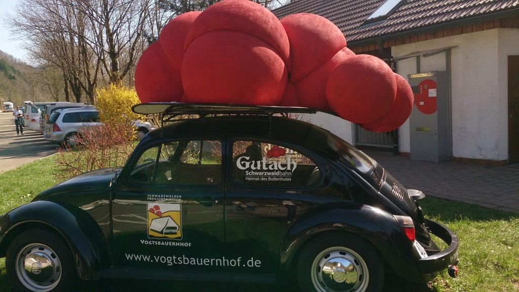 Vogtsbauhof themed car