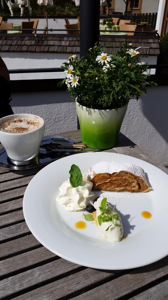 Garmisch 5 food