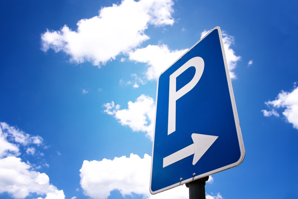 K Lautern parking sign