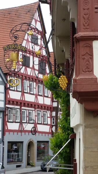 Bad Wimpfen City Building