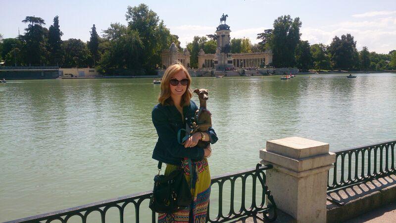 Madrid Parque del Buen Retiro
