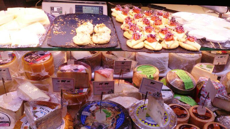 Madrid cheese