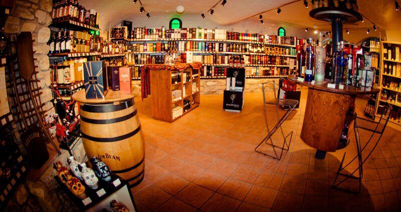 Maruhn Beer Store liquor