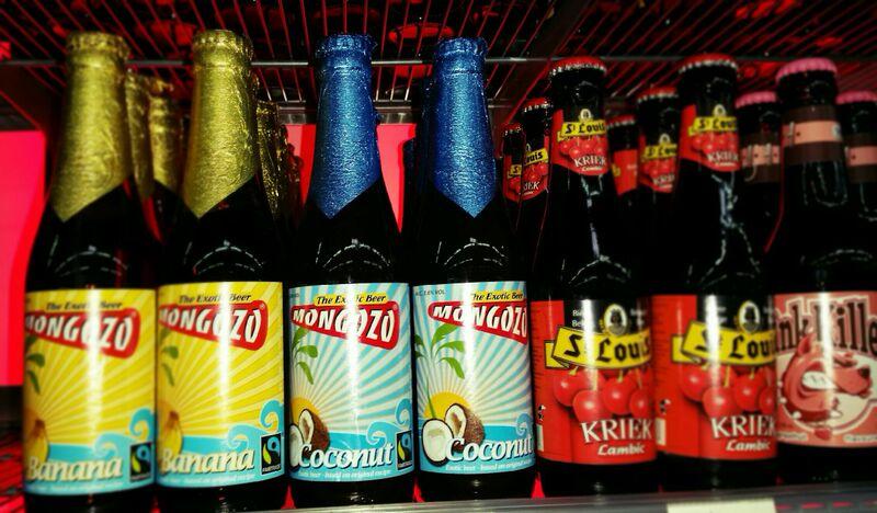 Maruhn Coconut Beer