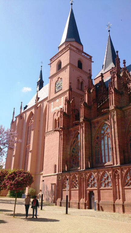 Oppenheim church