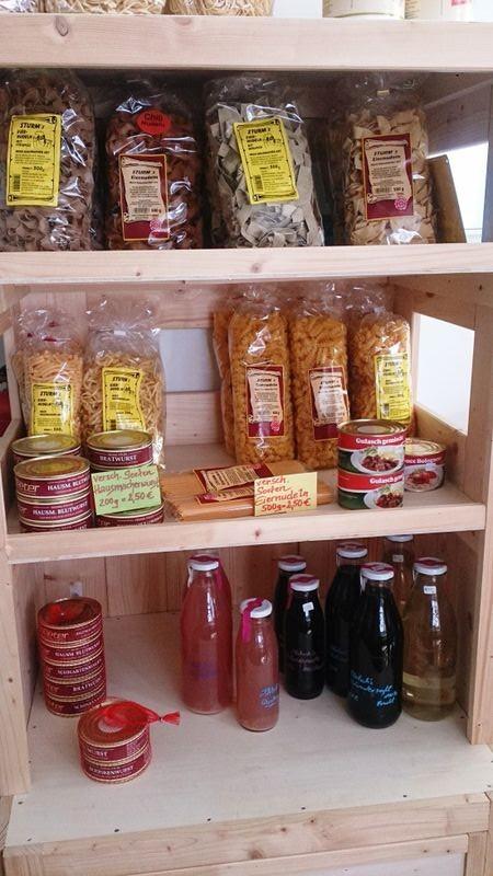 Pletsch's pasta
