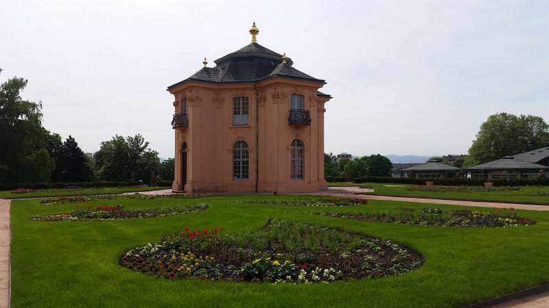 Rastatt Queen Sybila Gardens
